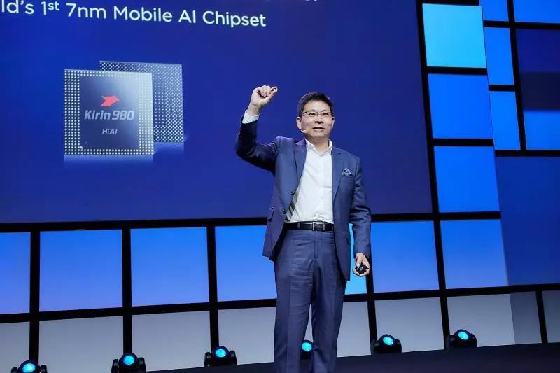 全球首款7nm制程芯片 麒麟980夺六项世界第一