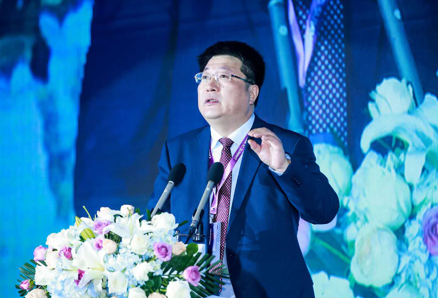 紫光集团赵伟国:十年后中国集成电路在全球会有一席之地
