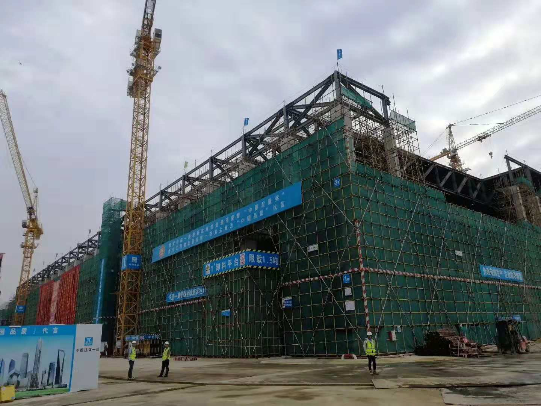 广州粤芯12英寸生产线主厂房正式封顶 月产能将达4万片