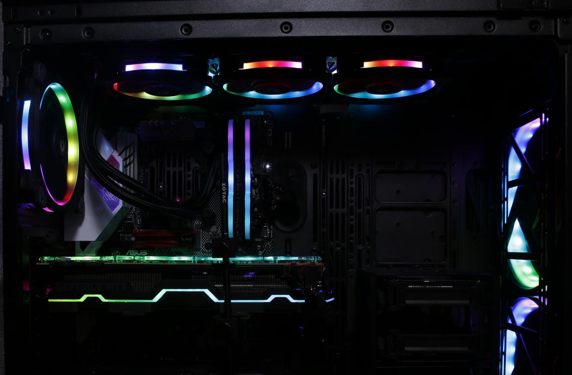 金泰克灯条内存新品X3 RGB上新